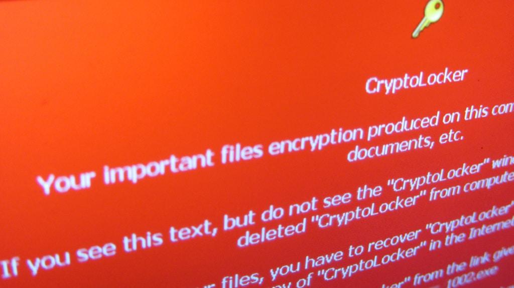 Cryptolocker : protégez votre entreprise.