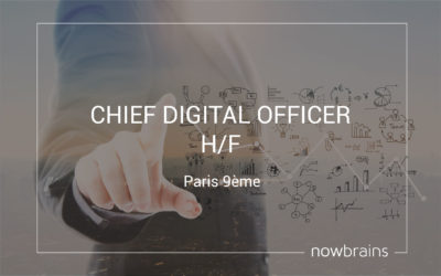 Chief  Digital Officer H/F