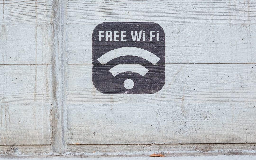 Wifi invite