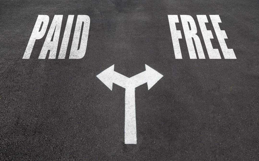 Logiciel payant VS solution gratuite : que choisir ?