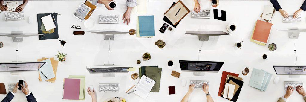 L'environnement de travail digital