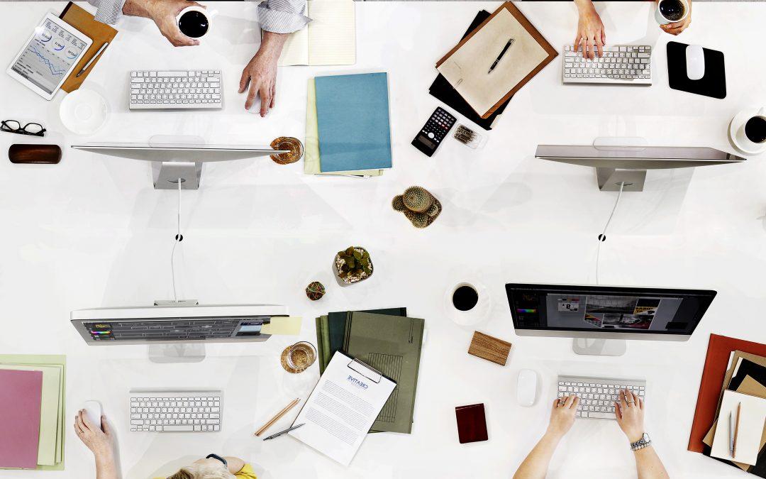 espace de travail numérique digital workplace