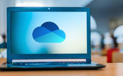 OneDrive, le service de stockage cloud de Microsoft