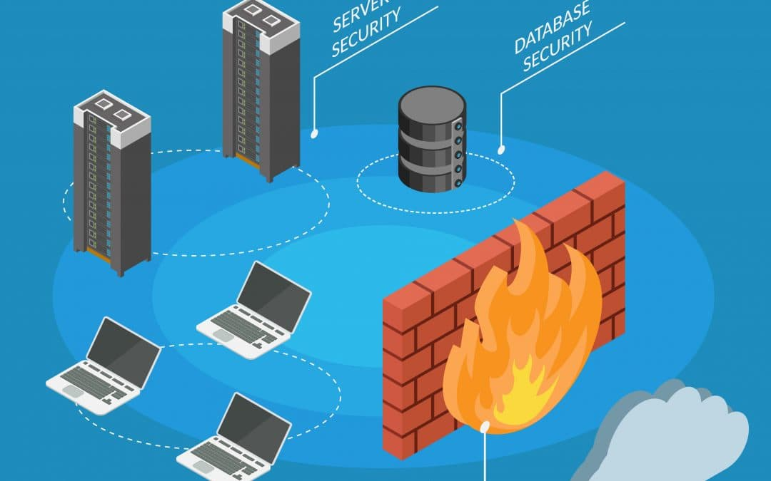 firewall pare-feu sécurité entreprise données internet