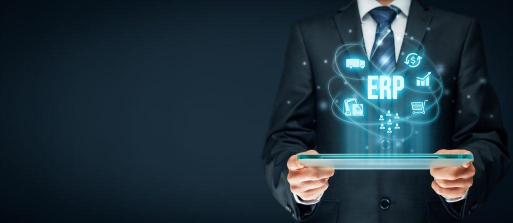 ERP gestion systeme information