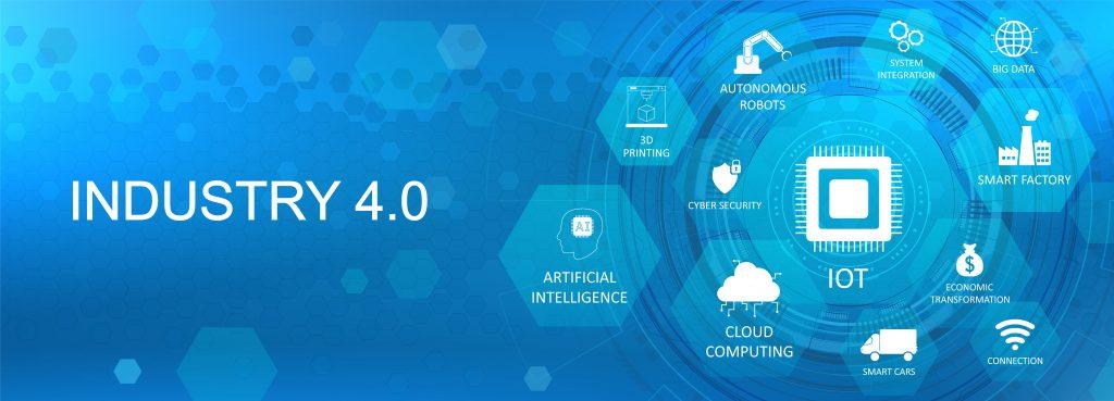 industrie 4.0 transformation digitale usine